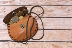 Uma bolsa Fotos de Stock Royalty Free