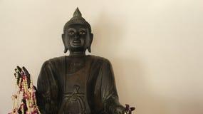 Uma Buda do metal fotos de stock
