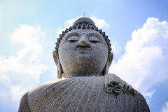 Uma Buda grande fotos de stock royalty free