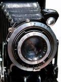 Uma câmera do vintage imagem de stock royalty free