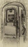Uma cabine de registro na angra de Cades nas montanhas fumarentos Fotografia de Stock Royalty Free