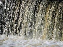 Uma cachoeira imagens de stock royalty free