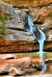 Uma cachoeira bonita Imagem de Stock Royalty Free