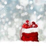 Uma caixa de presente a compartilhar Foto de Stock Royalty Free