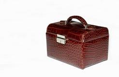 Uma caixa do jewelery Fotografia de Stock