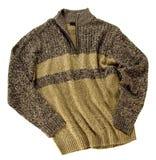Uma camisola do inverno Imagens de Stock