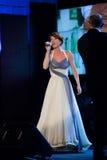 Uma canção de natal do Natal (concerto) 2011 - 7 Fotografia de Stock Royalty Free
