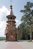Uma capela Fotografia de Stock Royalty Free