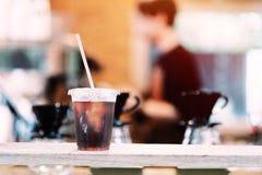 Uma x?cara de caf? imagem de stock