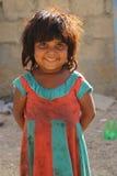Uma cara de sorriso com emoções Fotos de Stock Royalty Free