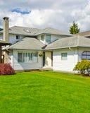 Uma casa. Fotos de Stock Royalty Free