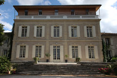 Uma casa bonita velha imagens de stock royalty free