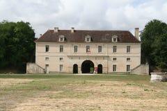 Uma casa bonita velha fotos de stock royalty free