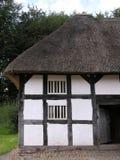 Uma casa da quinta velha Imagens de Stock Royalty Free