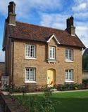 Uma casa de campo idílico Foto de Stock Royalty Free