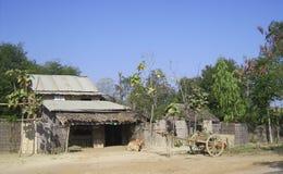 Uma casa de Vietnam Foto de Stock