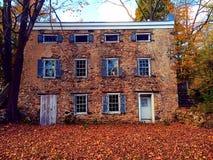 Uma casa do abandono Fotografia de Stock