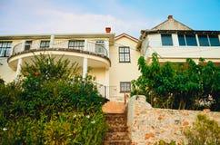 Uma casa grande em Jamaica foto de stock royalty free