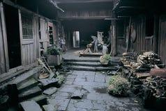 Cidade antiga de zhenyuan fotos de stock