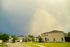 Uma casa típica em Florida Imagem de Stock