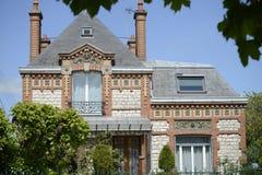 Uma casa velha Imagens de Stock Royalty Free