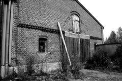 Uma casa velha Foto de Stock Royalty Free