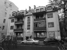 Uma casa velha Fotos de Stock Royalty Free