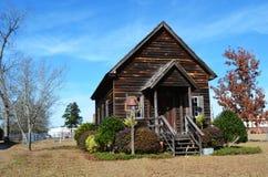 Uma casa velha da escola da sala Imagens de Stock