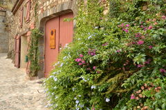 Uma casa velha em Provence imagem de stock royalty free