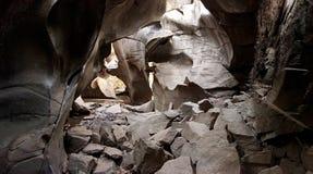 Uma caverna cabida para um rei em Colorado Foto de Stock Royalty Free