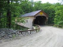 Uma cena do país de Vermont Imagem de Stock