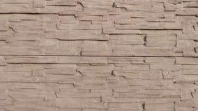 Uma cerca feita das lajes das pedras vídeos de arquivo