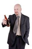 Uma cerveja após o trabalho 2 Fotos de Stock