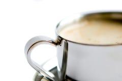 Uma chávena de café Imagens de Stock Royalty Free
