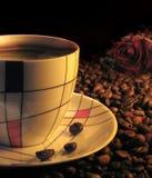 Uma chávena de café Foto de Stock