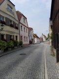 Uma cidade velha Fotos de Stock Royalty Free