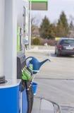 Uma coluna do gás imagem de stock royalty free
