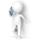 Uma comunicação. ilustração royalty free
