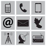 Uma comunicação Imagens de Stock
