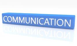 Uma comunicação Imagens de Stock Royalty Free