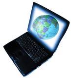 Uma comunicação do World Wide Web Foto de Stock