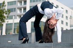 Uma comunicação empresarial flexível Imagem de Stock Royalty Free