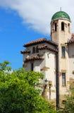 Uma construção italiana velha do estilo Foto de Stock Royalty Free