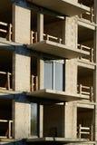 Uma construção sob a construção Fotografia de Stock