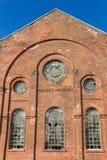 Uma construção velha está abandonada Fotos de Stock Royalty Free