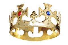 Uma coroa Foto de Stock