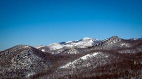 Uma corrente de montanha Foto de Stock