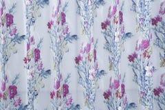 Uma cortina da flor Foto de Stock