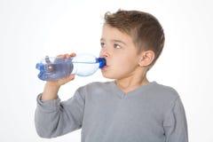 Uma criança séria Imagem de Stock