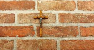 Uma cruz Imagem de Stock